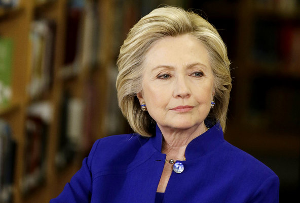 H.R.Clinton, America's NewestFailure